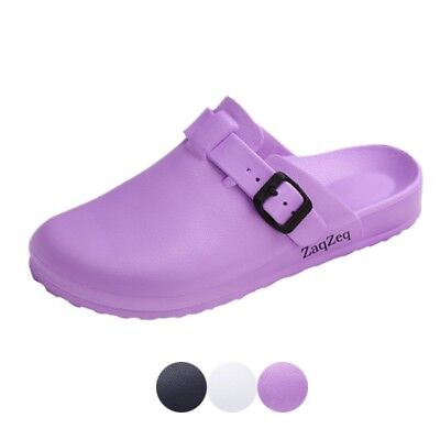 Medical Shoes Lab Hospital Doctors Surgical Slippers Unisex Anti-slip Work Shoes