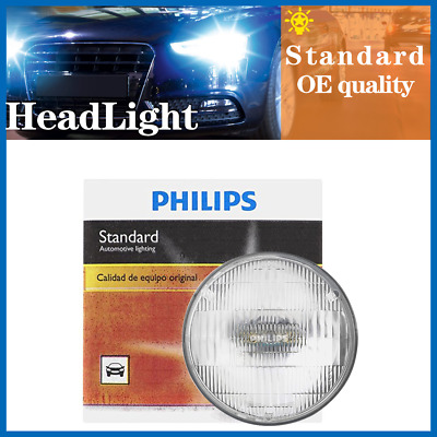Philips 1PC Headlight Light Bulbs High Beam For 1970-1972 Buick LeSabre