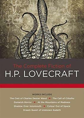 Complete Fiction of H. P. Lovecraft by H. P. Lovecraft New Hardback Book
