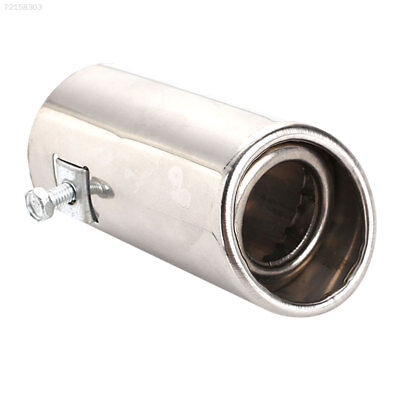0D40 Diameter 51-51mm Exhaust Tail Car Tail Pipe Exhaust Vehicle Rear