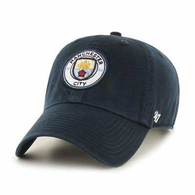 47 Brand Relaxed Fit Cap - Manchester City navy