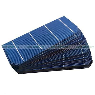20 40 100pcs 6x2.3 Mono Solar Cell for DIY Garden Light Toy Phone Solar Charge