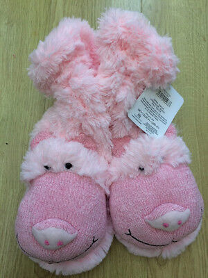 2 x pairs of Fun for feet Slipper Socks by Aroma Home Uk size 7/ EU 41