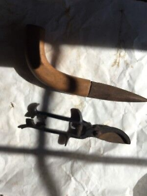 Antique Garden Tools Lot Of 2
