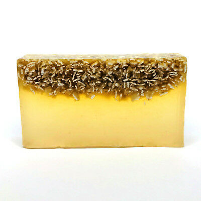 Luxury Honey And Oatmeal Soap Bar Christmas Stocking Filler Gift Cruelty Free