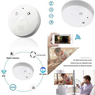 Abadengo Wifi Spy Security Camera Motion Detector Hidden Camera Loop Video Recor