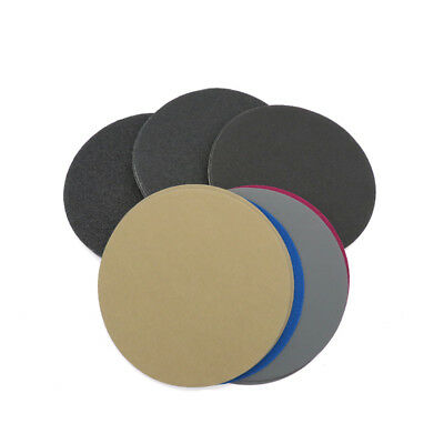 6'' 150mm Hook & Loop Sanding Disc Wet or Dry Sandpaper Sander Pad 60-10000 Grit