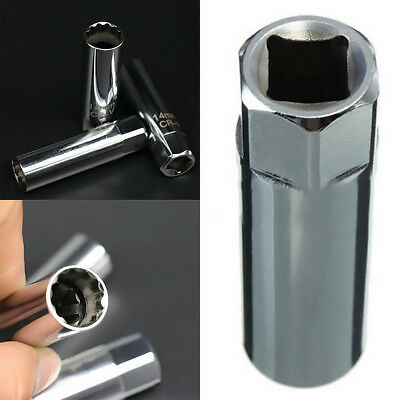 14mm Spark Plug Socket Magnetic Removal Tool for BMW Toyota Sonata Citroen New
