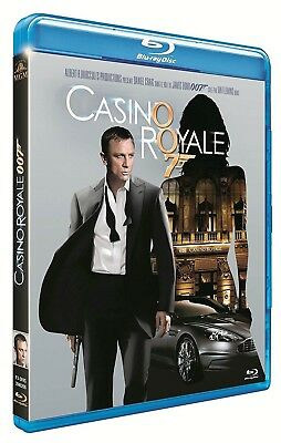 CASINO ROYALE - BLU RAY - Neuf sous Blister - Edition Française