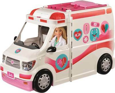 NEW Barbie Care Clinic Vehicle from Mr Toys