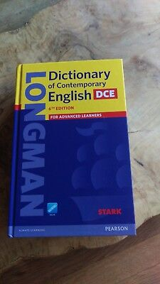 dictionary of contemporary english DCE 6th edition for advanced learners