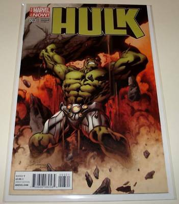 HULK # 3 Marvel Comic  (July 2014) NM   1:25 Bagley VARIANT COVER EDITION
