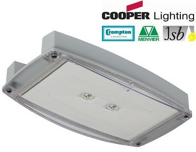 Eaton Jsb Menvier Emergency Light Ip65Led03H Non Or Maintained 3 Hour Led Ip65