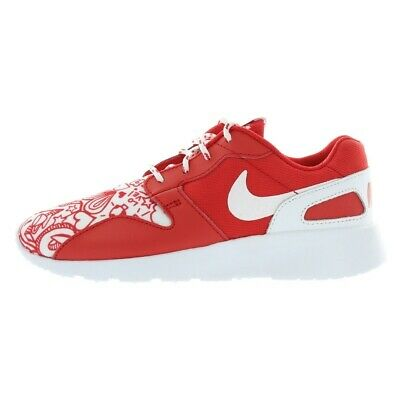 huge discount 7d863 87b7a Nike Kids University Red White Kaishi Print PS Running Shoes Size 2 Medium