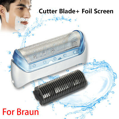 For BRAUN 2000 20S Series Foil Frame Cutter CruZer1/2/3/4 Z40/Z50 2778 5734 2864