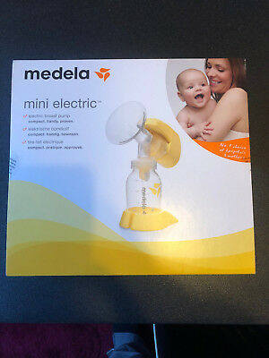 Medela Swing Mini Electric Breast Pump No 1 Rated Sealed