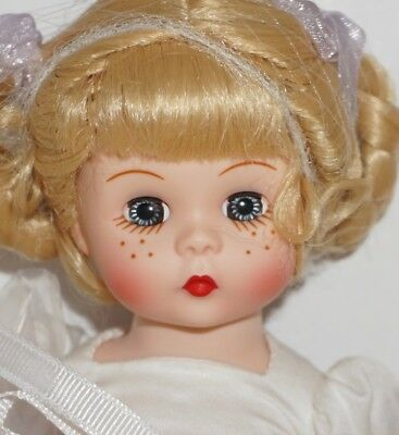 "WENDY LOVES MISS PIGGY DOLL ~ 2008 Madame Alexander ~ 8"" DOLL ~ NEW"