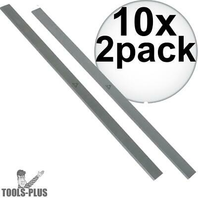 "Delta 22-547 12"" High Speed Steel Genuine Delta Planer Blades 10x 2pk New"