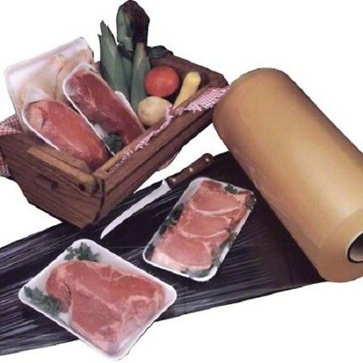 """MSRP 123.64 Red Rock Stretch Meat Film Wrap 19"""" x 5000' Roll"""