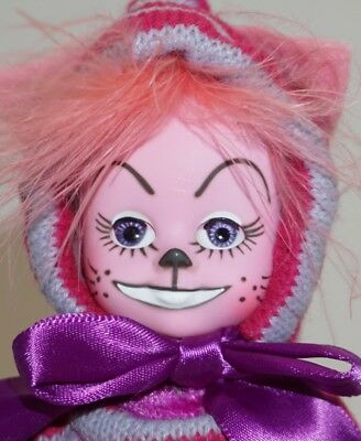 "'CHESIRE CAT' DOLL ~ Madame Alexander 1996 Premier Dolls ~ 8"" DOLL ~ ADORABLE!"