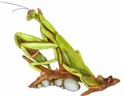 Harmony Kingdom Art Neil Eyre Designs insect Praying Mantis Green LE50