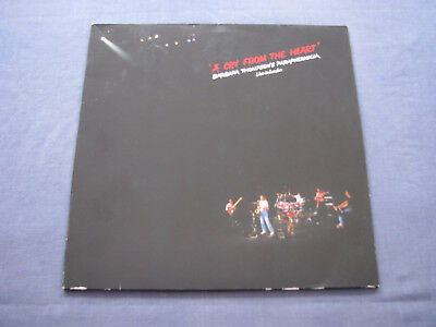 VINYL DLP  Barbara Thompson's Paraphernalia ‎– A Cry From The Heart - Live