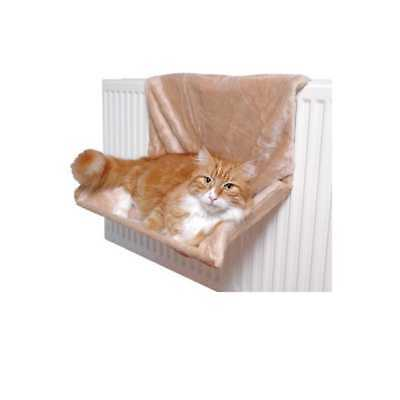 Ancol Cat Kitten Radiator Bed Hammock Easy Attach Luxury Soft