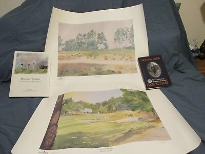 PGA Golf Pinehurst #2 Stories - Golf Stories - Fine 1st ed. by Pace, D. Ross