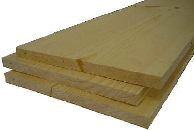 ALEXANDRIA MOULDING INC Common Wood Board, 1 x 12-In. x 8-Ft. Q1X12-70096C
