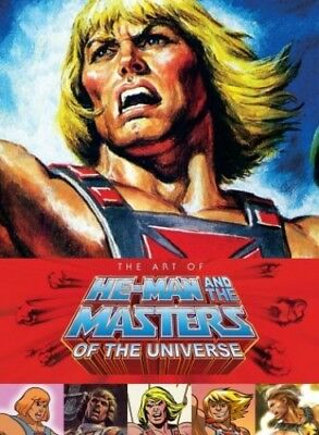 The Art of He Man and the Masters of the Universe von Various (Buch) NEU