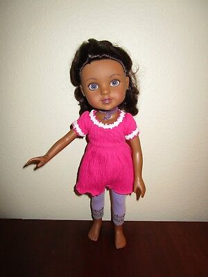 Mission World Vision Hearts For Hearts Girls Nahji from India Doll