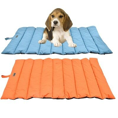 New Pet Mat Dog Rectangle Bed Pad Cat Cushion Cover Outdoor Animal Rest Cushion
