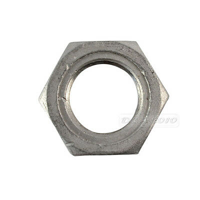 """3/4"""" Lock Nut Stainless Steel 304 O-Ring Groove Pipe Fitting Lock Nut NPT"""