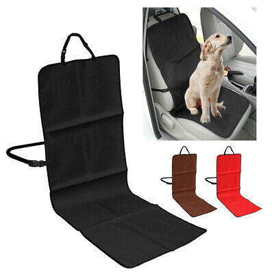 Waterproof Pet Dog Car Front Seat Covers Travel Mat Protector Blanket Padded Mat