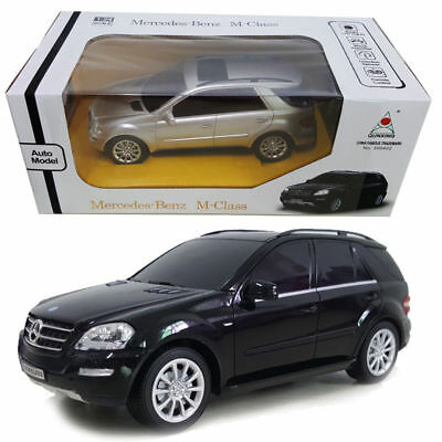Licensed 1:24 Benz M-Class SUV Radio Remote Control RC Vehicle Car Toy Xmas Gift