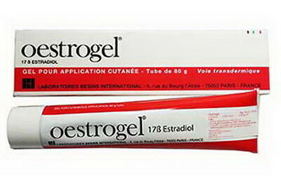 Oestrogel Natural Estrogen Gel Hormone For Female and Ladyboy Skin 80 g.