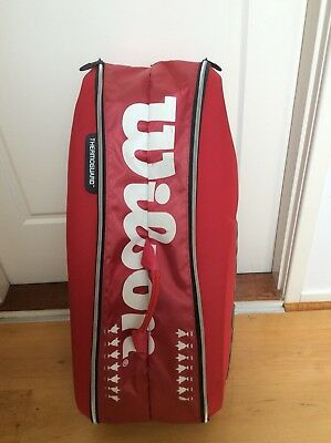 Wilson 6 Pack Tennis Bag - a Great condition !