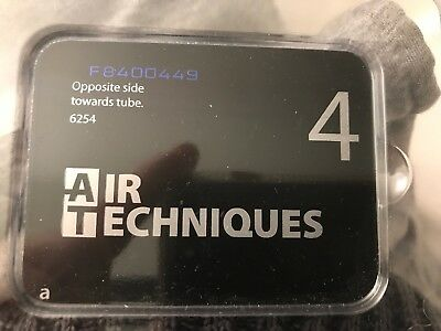 BRAND NEW Air Techniques Inc ScanX Phosphor Plates Size 4 Dental Orthodontic