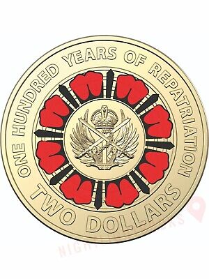 $1 2019 S stamped Coin