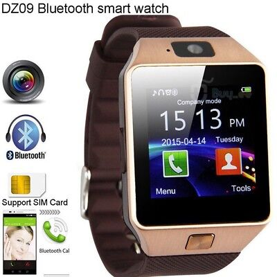 DZ09 Smart Watch Phone Camera SIM Bluetooth Apple & Android Compatible Christmas