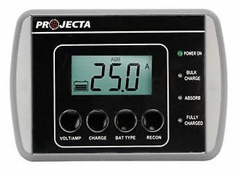 Projecta Remote To Suit Ic1500 Ic2500 Ic5000 Ic3500W Battery Chargers