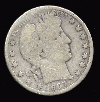 1907-O  ...  Better Date  ...  Barber Half Silver (307-211)  FREE SHIPPING