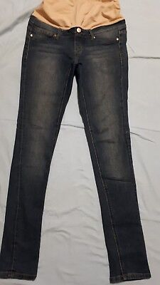 Jeans West- Super Skinny maternity Jeans, Size 10