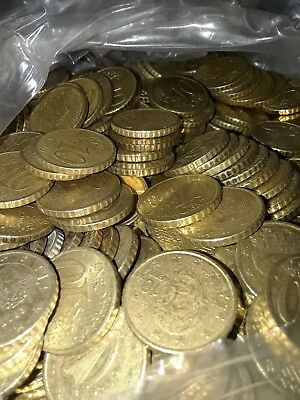 €21.00 / 21.00 Euros in .10 Cent coins