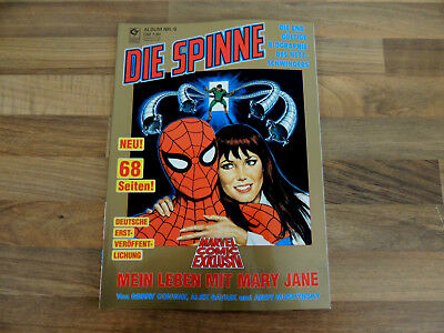 Condor Comics Die Spinne Album Nr. 9