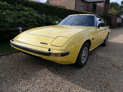 Mazda RX7 2 - Rotary Engine - 1983 - 43,000 miles - Stored 11 years - No Reserve