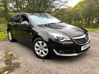 Vauxhall Insignia Sports Tourer 2.0CDTi ( 140ps ) eco SRi NAV
