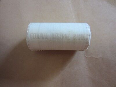 Susan B Anthony 1979 $25 Federal Reserve Roll - unopened and uncicurlated
