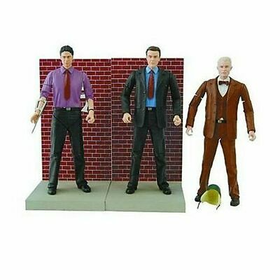 Buffy The Vampire Slayer Watcher's Guide Box Set of 3 Action Figures (Rupert