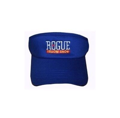 Rogue Brewing Company Brewery Rogue Yellow Snow Flexfit Stretchable Visor